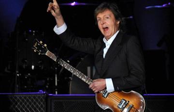 Paul McCartney estará de concierto en Medellín