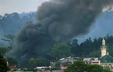 Filipinas: El Estado Islámico ataca un pueblo y se apropia de una escuela
