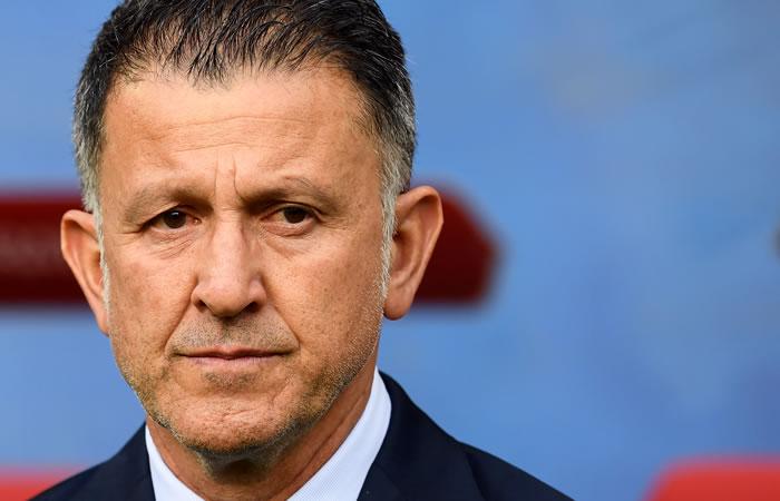 Juan Carlos Osorio. Foto: AFP