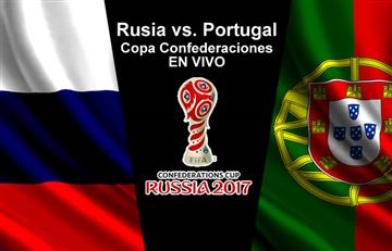 Rusia vs. Portugal: Transmisión EN VIVO Online