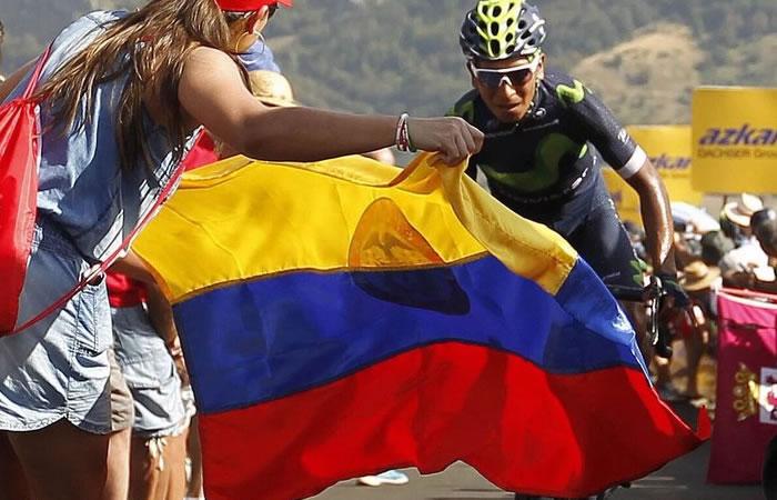 Tour de Francia rinde homenaje a Colombia con emotivo vídeo