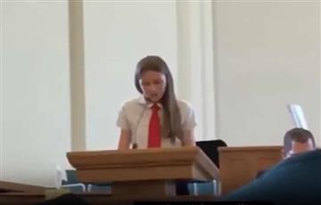 Video: Niña mormona confiesa ser lesbiana y la iglesia la censura