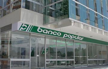 Banco Popular advierte sobre esta nueva modalidad de estafa