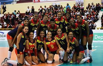 Colombia derrotó a México en Panamericano de Voleibol