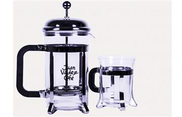 ¿Cómo preparar café con una prensa francesa?