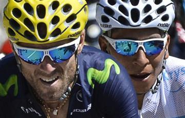 Nairo disipa las dudas y será el capo del Movistar en el Tour de Francia