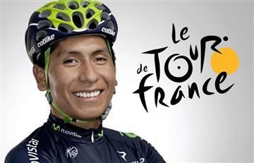 """Nairo Quintana: """"El objetivo es ganar el Tour de Francia"""""""