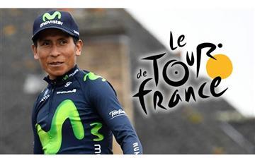 Nairo Quintana revela quién es el favorito del Tour de Francia