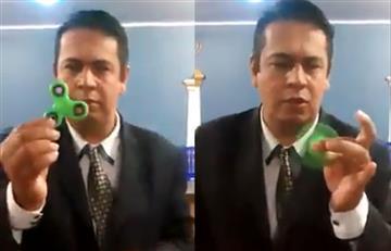 Pastor alerta que el 'Spinner' es el juguete del diablo, una burla a Dios
