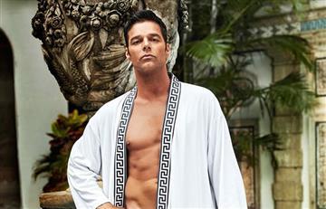 Ricky Martin: Filtran primeras imágenes del artista en 'American Crime Story'