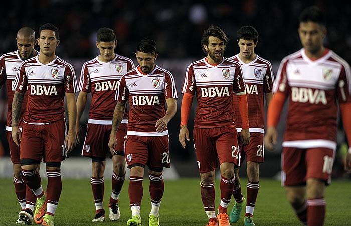 River Plate en el ojo del huracán  por siete casos de dopaje