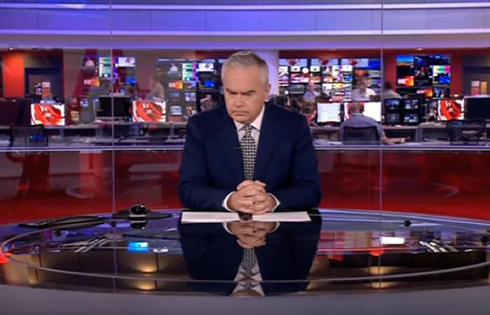 BBC News cometió un error que duró tres minutos al aire