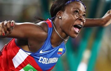Colombia logra oro en 1500 mts en Asunción