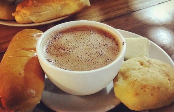 Chocolate santafereño Foto: Instagram