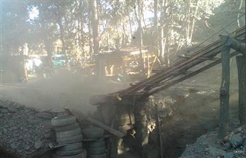 Cucunubá: Un muerto, dos heridos y 6 atrapados en explosión de mina de carbón