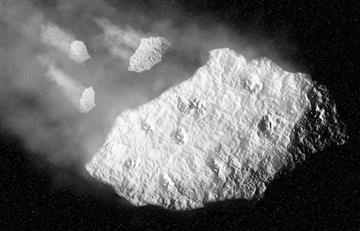 Enorme asteroide se acerca a la Tierra a gran velocidad