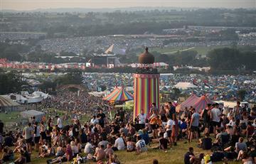 Glastonbury 2017: El festival más grande del mundo en imágenes