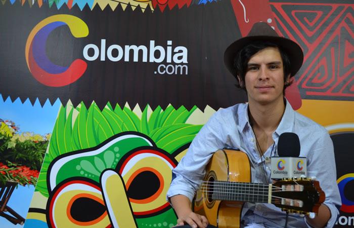Juandas presenta su más reciente sencillo 'La Perfecta Forma'