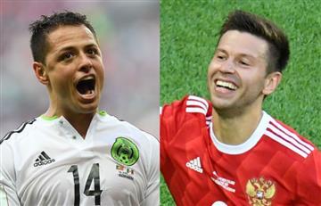 Rusia vs. México: Duelo 'a muerte' en la Copa Confederaciones