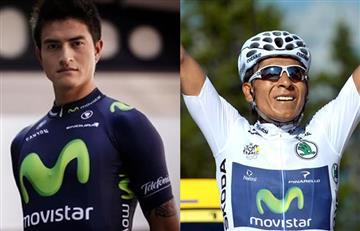 Tour de Francia: Las emotivas palabras de Winner Anacona a Nairo Quintana