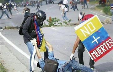 Venezuela: Sumó el muerto 75 tras los disturbios de las protestas opositoras