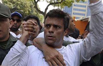 Video: Leopoldo López grita desde Ramo Verde que lo están torturando