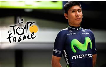 Nairo Quintana se entrena por última vez y ya está listo para el Tour