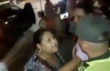 Video: Yidis Medina protagoniza agresión contra periodista