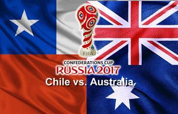 Chile vs. Australia: Transmisión EN VIVO