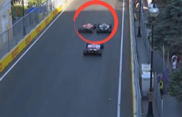 Fórmula 1: Ricciardo gana en una carrera donde Vettel y Hamilton se agredieron