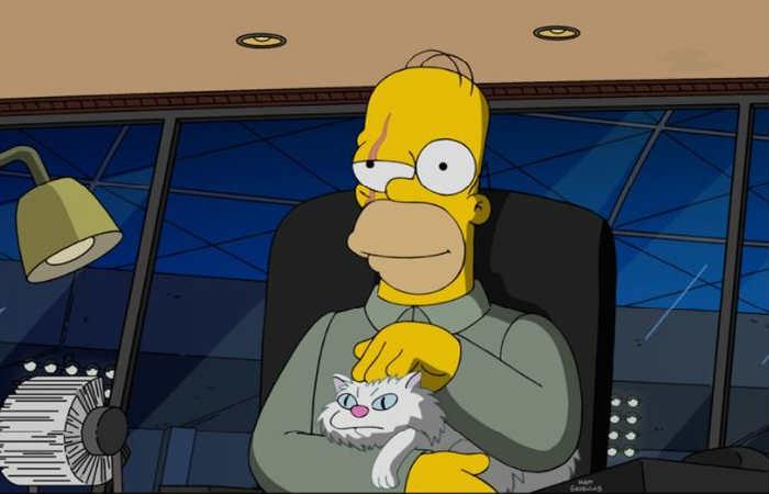 Maluma saldrá en 'Los Simpson'