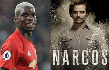 """Pogba: """"Colombia es lindo, por la serie Narcos pensé que era peligroso"""""""