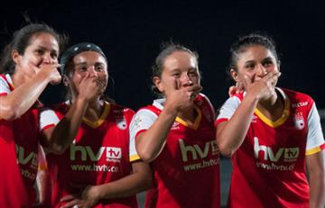 Santa Fe: Primer campeón de la Liga Femenina Águila