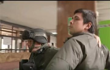 C.C. Andino: En libertad uno de los capturados por el atentado