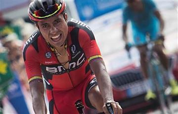 Darwin Atapuma sí correrá el Tour de Francia
