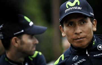 Nairo Quintana: Director del Movistar Team elogia al colombiano
