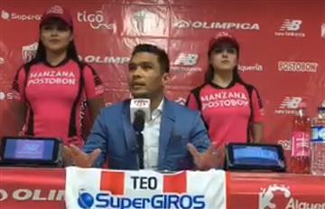 """Teófilo Gutiérrez: """"Vine a ser campeón con el Junior"""""""