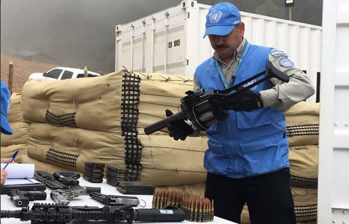Dejación de Armas: Las Farc dicen adiós a las armas