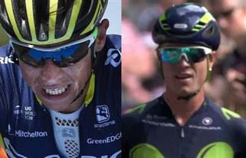 Tour de Francia: Así llegan Esteban Chaves y Carlos Betancur