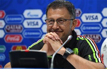 Copa Confederaciones: Juan Carlos Osorio busca su consolidación
