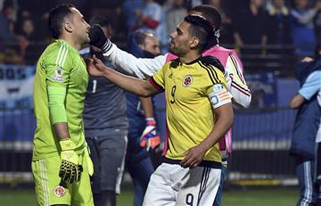 Falcao podría ser contrincante de Ospina en Francia