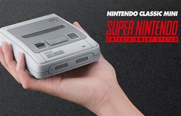 Nintendo presenta la SNES Classic Mini para los nostálgicos