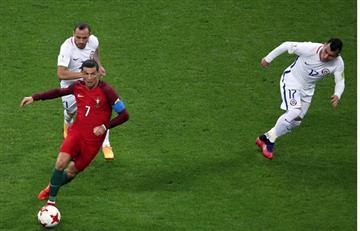 Chile ganó a Portugal y espera por México o Alemania en la gran final