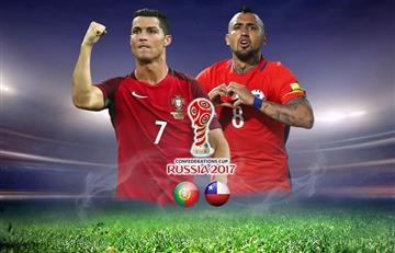 Portugal vs. Chile: Transmisión EN VIVO online
