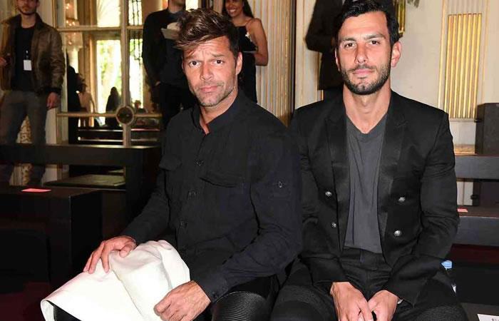 Ricky Martin afirma para su boda 'quiero algo grande'