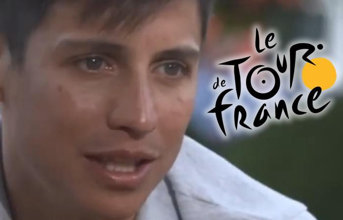 Tour de Francia: El emotivo vídeo de Esteban Chaves que conmueve al país