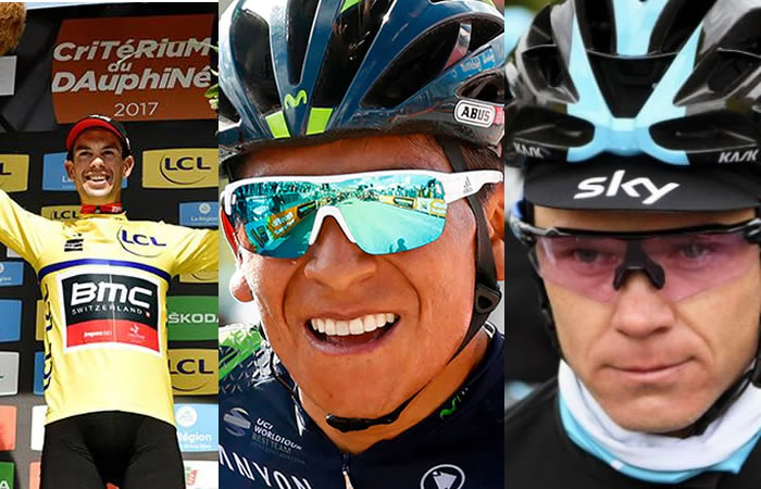 Tour de Francia: Richie Porte habla de Nairo Quintana y Chris Froome
