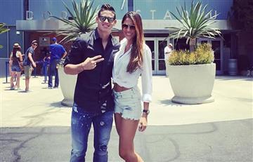 Daniela Ospina se sintió intimidada con la mirada de su esposo James Rodríguez