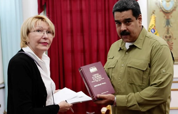 Gobierno colombiano manifiesta preocupación por fiscal venezolana