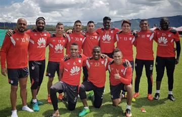 Independiente Santa Fe: En Europa quieren a este jugador 'cardenal'